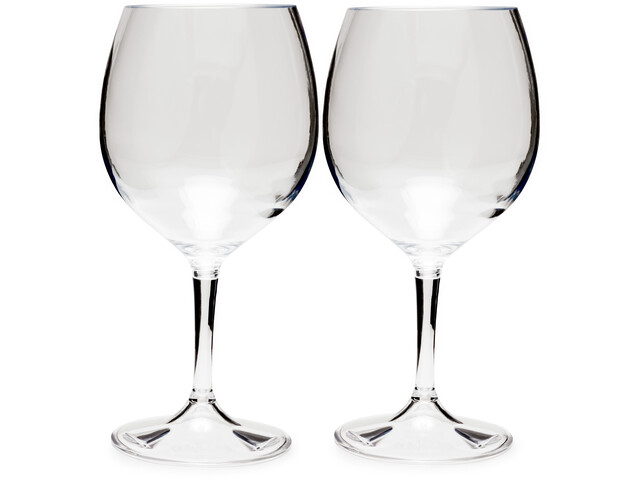 GSI Nesting Ensemble de verres à vin 2 x 444ml